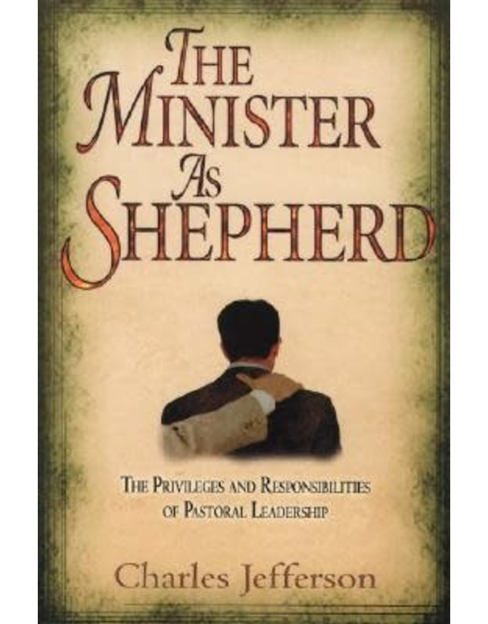 Jefferson The Minister As Shepherd