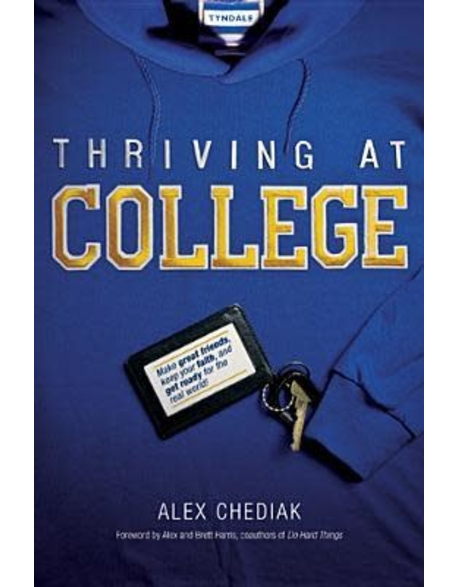 Chediak Thriving at College