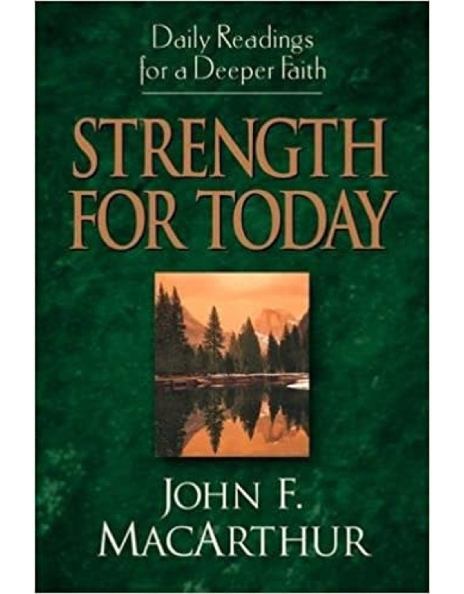 MacArthur Strength for Today