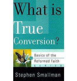 Smallman What is True Conversion?