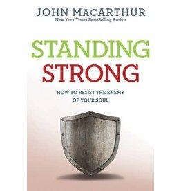 MacArthur Standing Strong