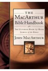 MacArthur The MacArthur Bible Handbook