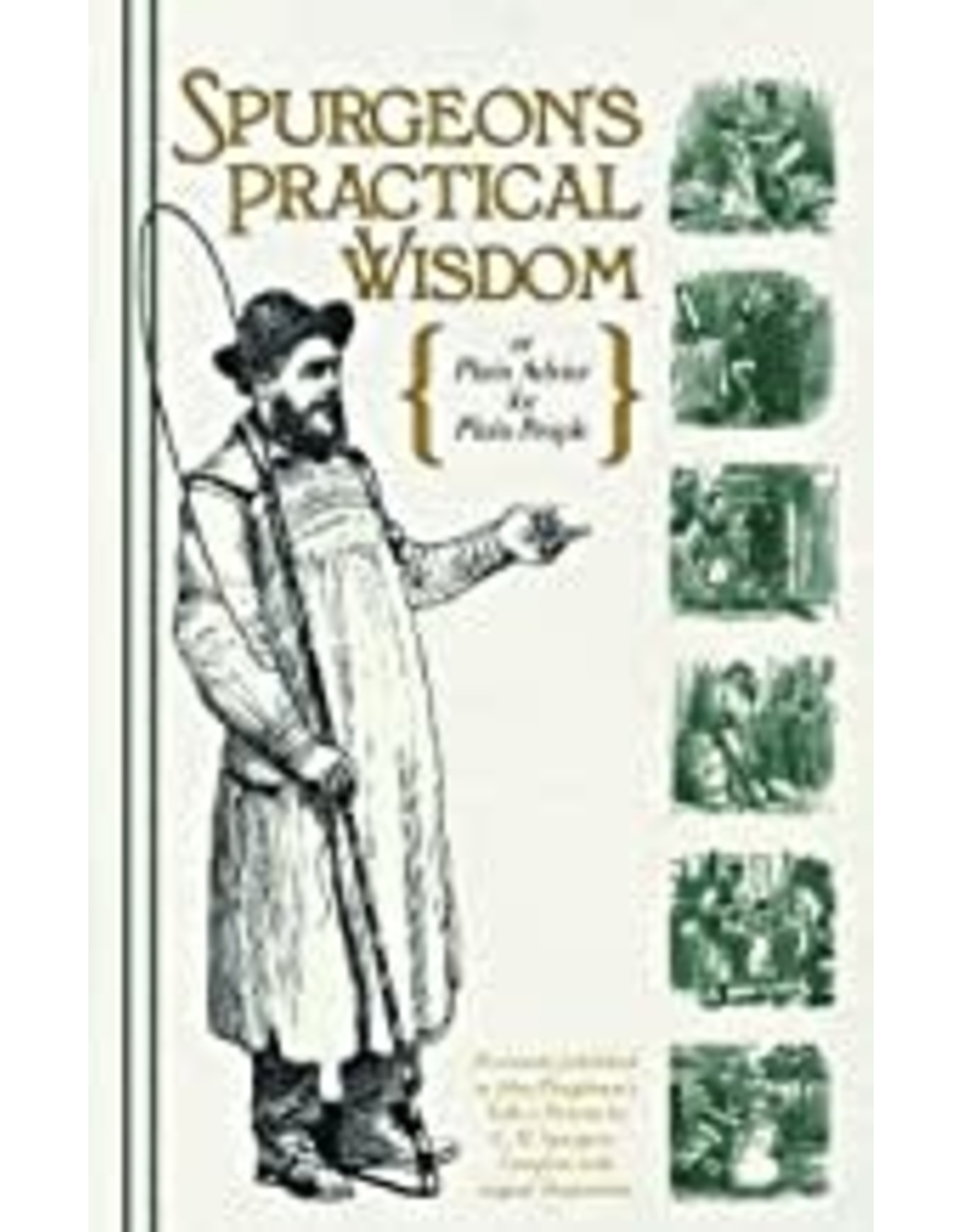 Banner of Truth Spurgeon's Practical Wisdom