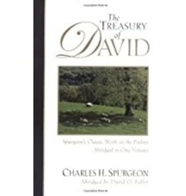 Spurgeon The Treasury of David
