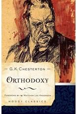 Chesterton Orthodoxy