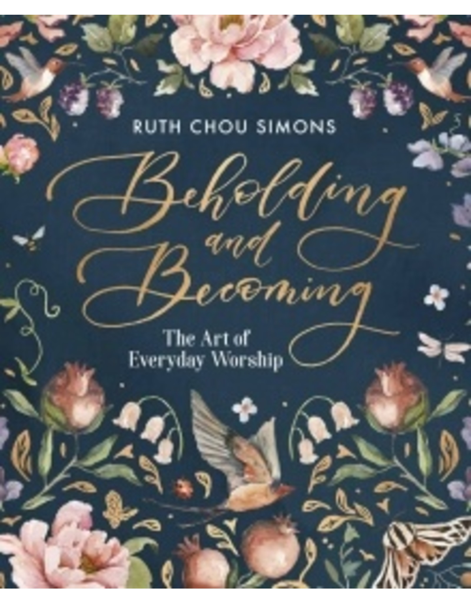 Simons Beholding and Becoming
