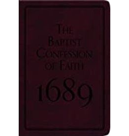 Banner of Truth The Baptist Confession of Faith 1689 - Gift Edition