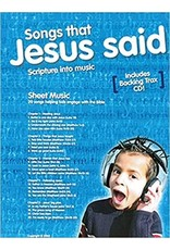 Getty Music Songs that Jesus Said, Songbook