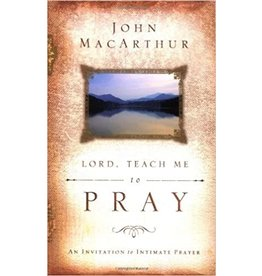 MacArthur Lord Teach Me To Pray