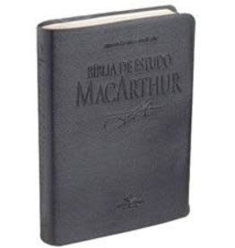 MacArthur MacArthur Study Bible Portugese Leather