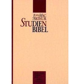 MacArthur MacArthur Studien Bibel, German Hardcover