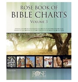 Roses Book of Bible Charts VOl 3
