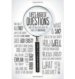 Thoennes Life's Biggest Questions