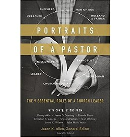 Various Portraits of a Pastor