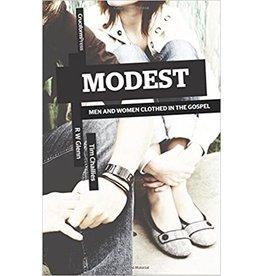 Glenn Modest Men and Women Clothed in the Gospel
