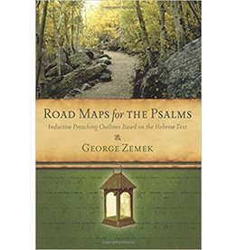 Zemek Road Maps For The Psalms