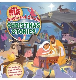 B & H Kids One Big Story Seek-and-Circle Christmas Stories
