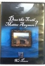 MacArthur Does the Truth Matter Anymore Pt 1&2   DVD