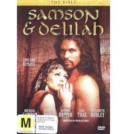Shock Samson & Delilah; The Bible, DVD