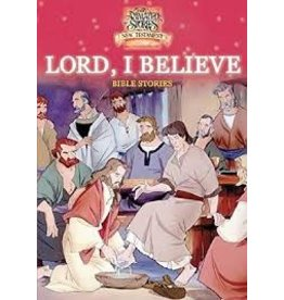 Animated Lord, I Believe DVD
