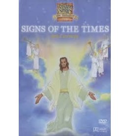 Animated Signs of the Times Bible Stories DVD