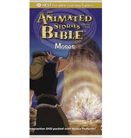 Animated Moses DVD