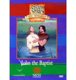 Animated John The Baptist, Bible Stories DVD