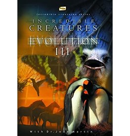 Martin Incredible Creatures that Defy Evolution   DVD