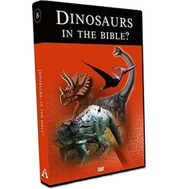 Dinosaurs in the Bible? DVD