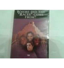 Where Did the Races Come From? DVD