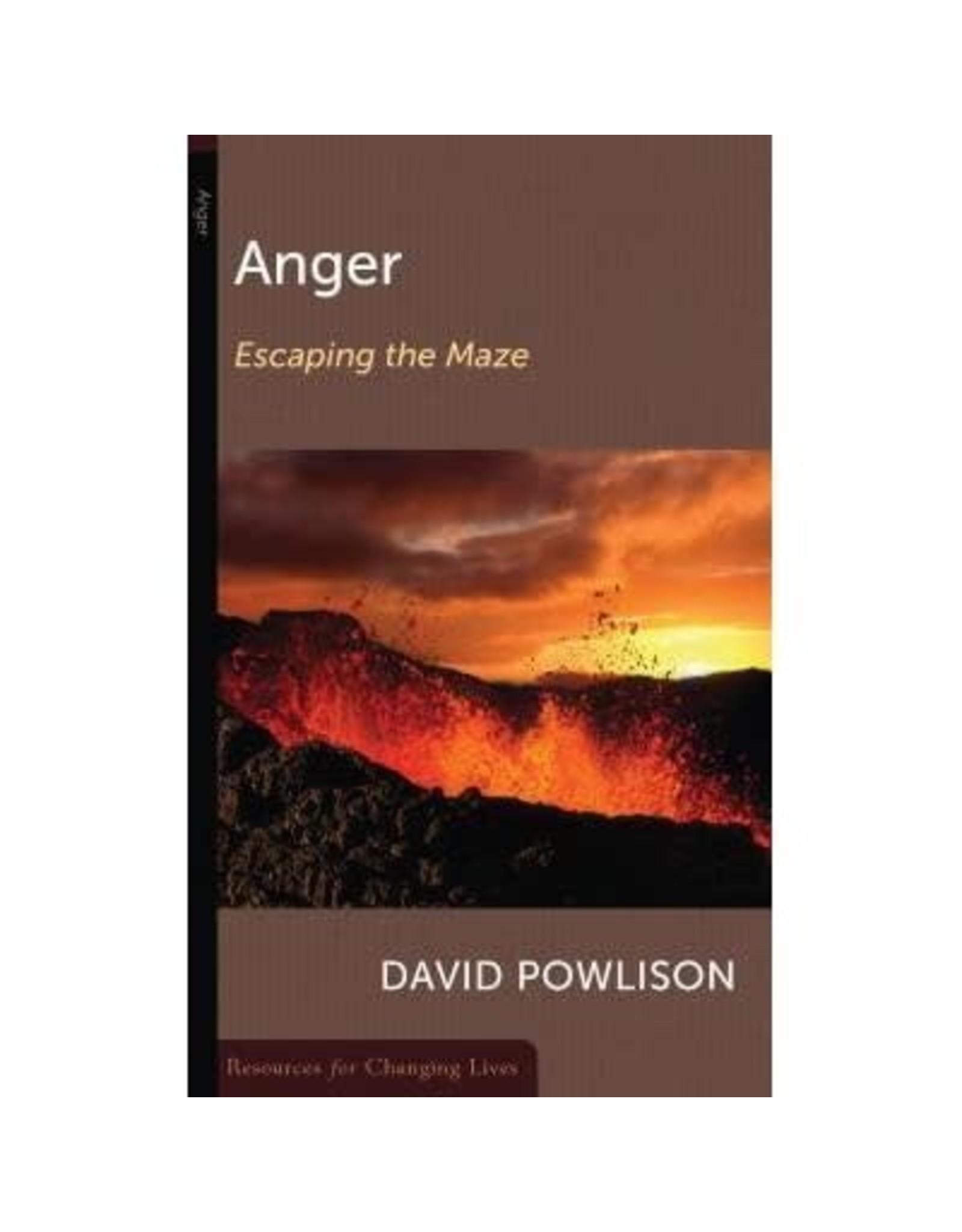 Powlison Anger: Escaping the maze