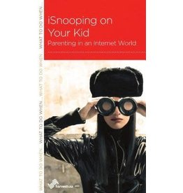 Harvest iSnooping on Your Kid: Parenting in an internet world