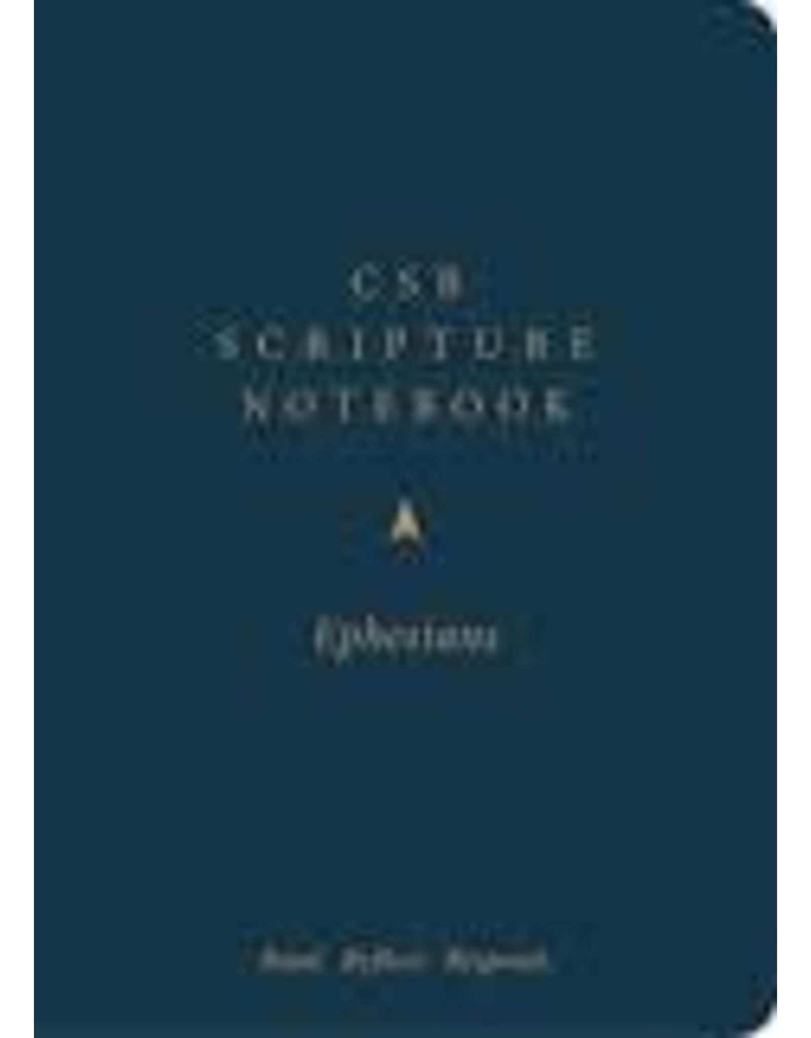 Holman CSB Scripture Notebook - Ephesians