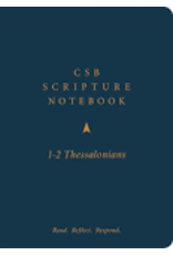Holman CSB Scripture Notebook - 1-2 Thessalonians