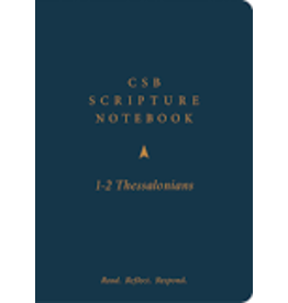 Holman CSB Scripture Notebook - 1-2 Thessalonians