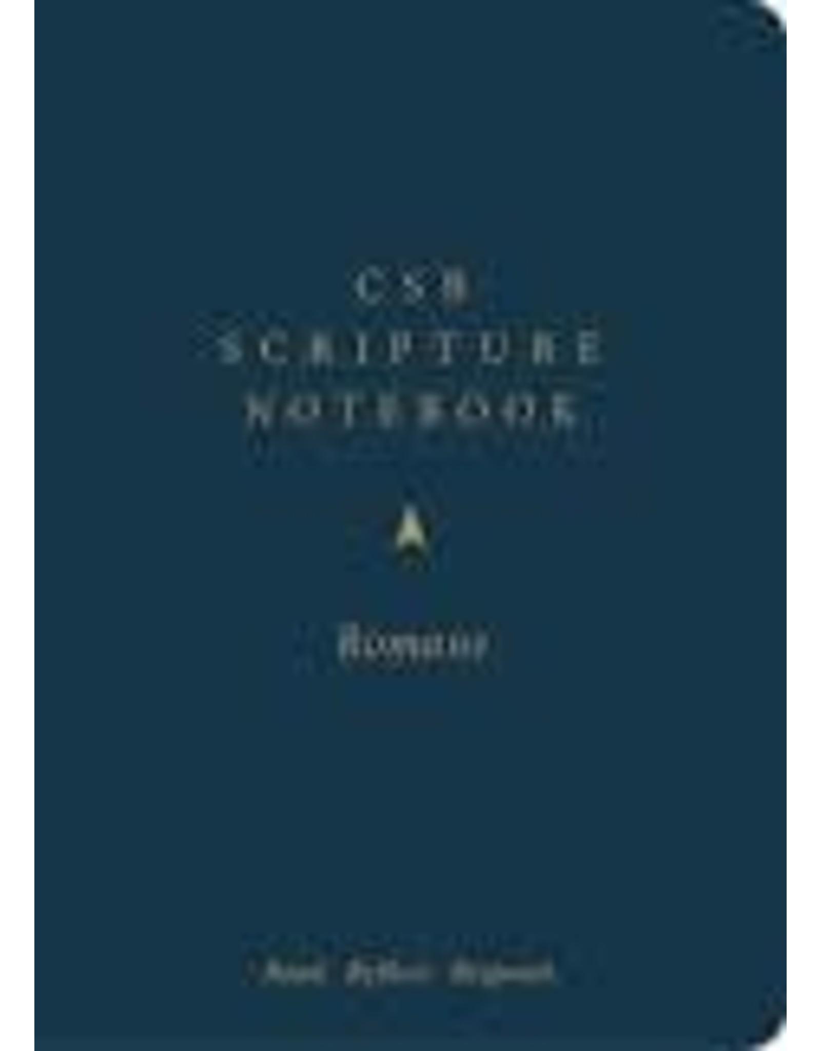 Holman CSB Scripture Notebook - Romans