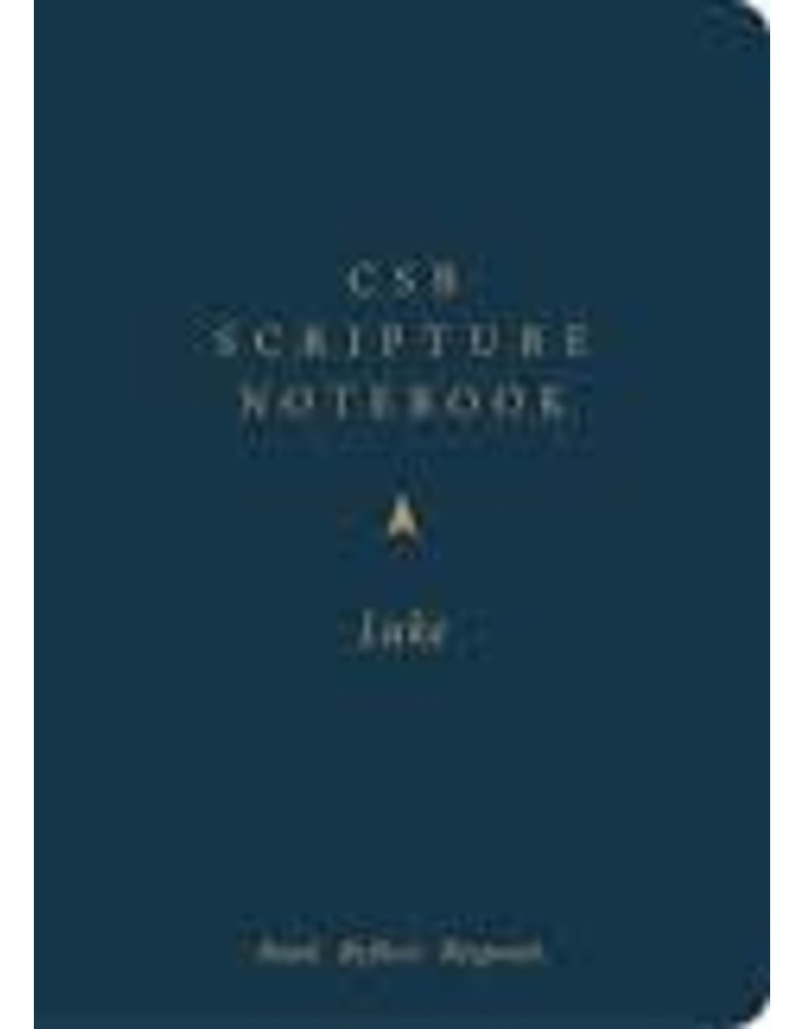 Holman CSB Scripture Notebook - Luke