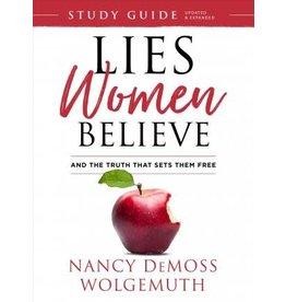 DeMoss Lies Women Believe Study Guide