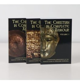 Gurnall The Christian in Complete Armour - 3 Volume Set