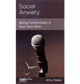 Baker Social Anxiety: Being comfortable in your own skin