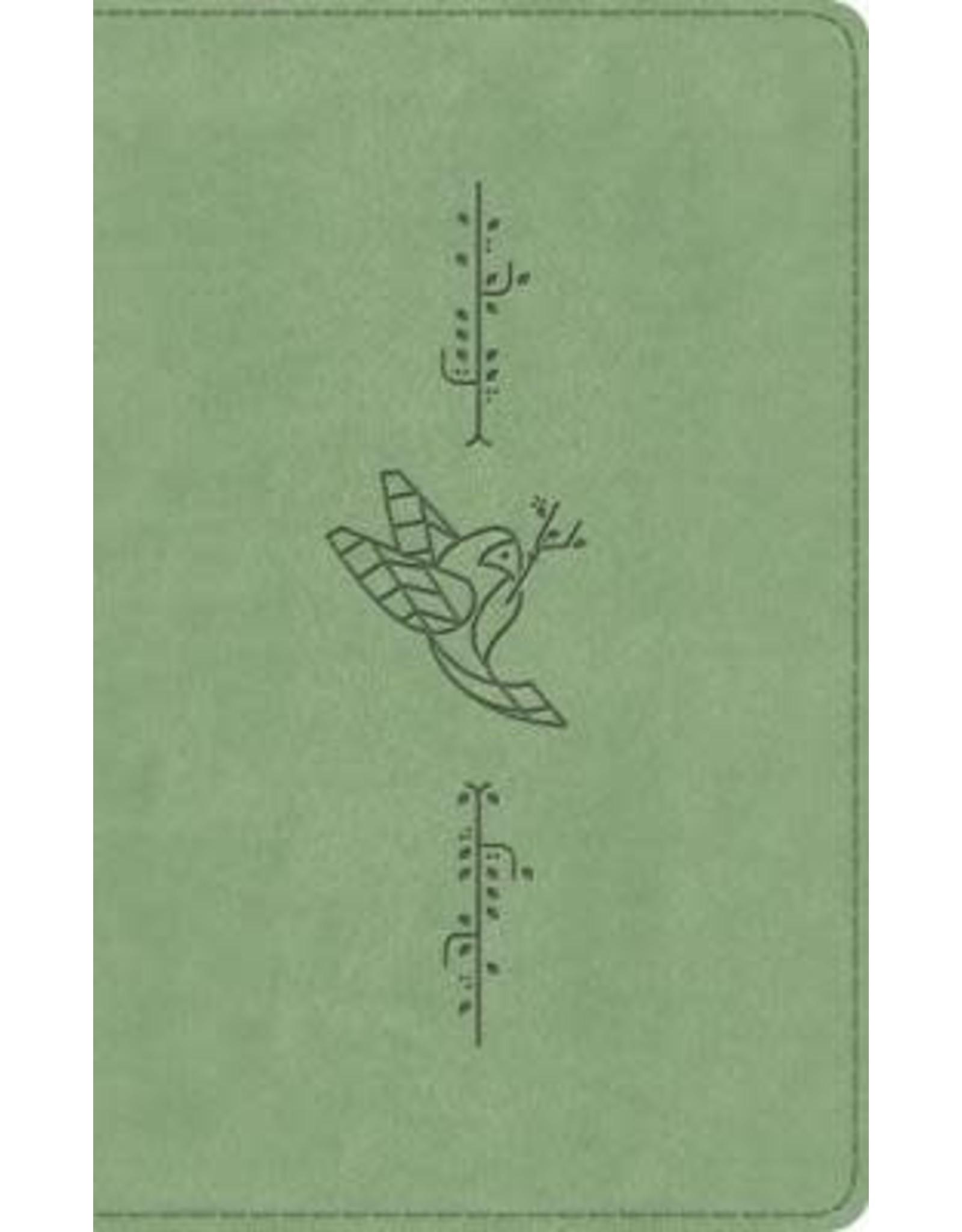 ESV Kids Bible - TruTone Bird of the Air Thinline