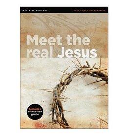 Minizines Meet the Real Jesus