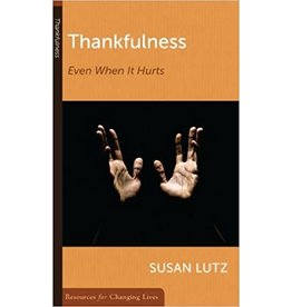 Lutz Thankfulness