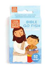Little Words matter - Bible Go Fish Card Game