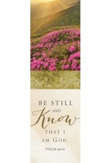 Bookmark: Be Still and Know That I am God
