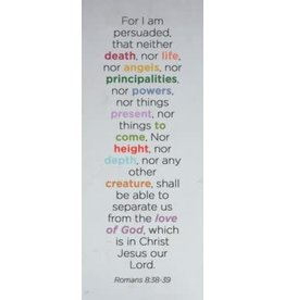 Bookmark: Romans 8:38-39