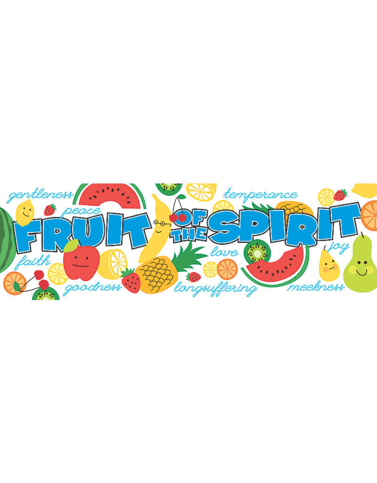Bookmark:  Fruit of the Spirit
