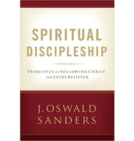 Sanders Spiritual Discipleship