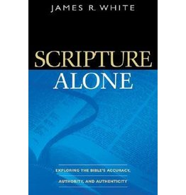 White Scripture Alone