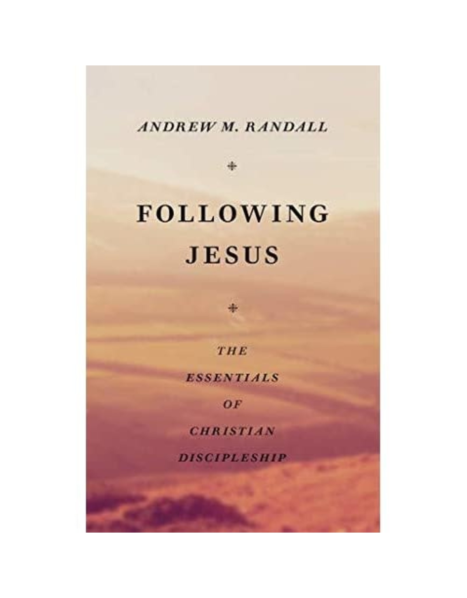 Andrew Randall Following Jesus: The Essentials of Christian Discipleship